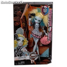 Muñeca monster high de intercambio lagoona blue