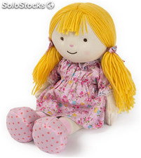 Muñeca Warmies Candy 40 cms