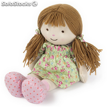Muñeca Warmies Yaiza 40 cms