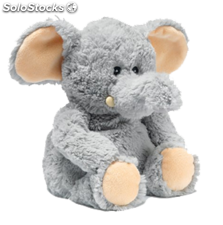 Muñeco Warmies Elefante Dumbie Jr (22 cms)