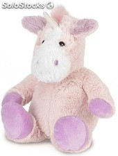 Muñeco Warmies Unicornio Cornio