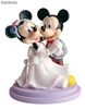 Muñecos tarta Mickey y Minnie