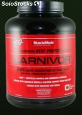 Muscle Meds Carnivor Fruit Punch 4 lbs