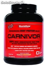 MuscleMeds Carnivor Beef Protein Isolate Powder, 56 Servings