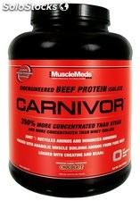 Musclemeds Carnivor, Chocolate, 4.5 Pounds