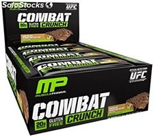 MusclePharm Combat Crunch Bars, 12 Bars - Chocolate Peanut Butter Cup
