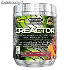 MuscleTech Creactor, 120 Servings