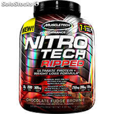 MuscleTech: nitro-tech Ripped (4 Libras)