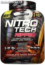 MuscleTech NitroTech Ripped Powder 4 lbs