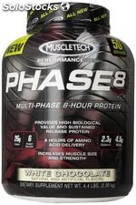 MuscleTech Phase 8 Protein Powder 4.4 lbs(2.00kg)