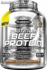Muscletech Platinum 100% Beef Protein 1,86 kg (4 lb)