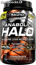MuscleTech's Anabolic Halo Performance Series