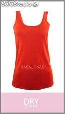 Musculosa basica modal liso dry t m/xl