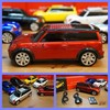 Music car speaker digital stereo FM portable mini cooper rojo iPhone usb sd MP3