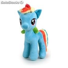 My little pony rainbow dash 10 cm - play by play - my little pony -