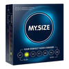 My size natural condom latex 49MM 3UDS