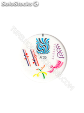 Nail Art Stamp Ref. A35