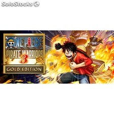 Namco Bandai Games - One Piece Pirate Warriors 3 - Gold Edition, PC Key Básica +