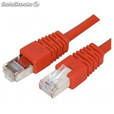 Nanocable - cable red latiguillo cruzado RJ45 cat.5E utp AWG24, 2.0 m