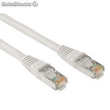 Nanocable - cable red latiguillo RJ45 cat.6 utp AWG24, 0.5 m