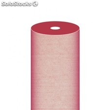 "Nappe - 50 m -""dry cotton"" 60 g/M2 120 cm bordeaux dry tissue"
