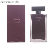 Narciso rodriguez for her l'absolu edp vaporizador 100 ml