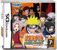 Naruto: Ninja Council DS