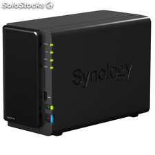 Nas synology diskstation DS216+ii -