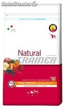 Natural Adult Medium mit frisches Huhn, Reis & Aloe Vera 3.00 Kg