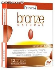 Natural Bronze Drasanvi 30 Perlen
