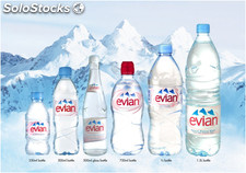 Natural Evian Mineral Water from EU supplier