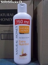 Natural honey, 750ml Toda la gama, gel de ducha