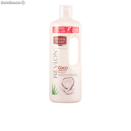 Natural Honey coco addiction gel douche 1500 ml