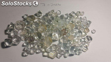 Natural Uncut Rough Loose Diamonds Buena parcela de diamantes en bruto