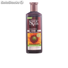 Naturaleza y Vida champu color castaño 300 ml