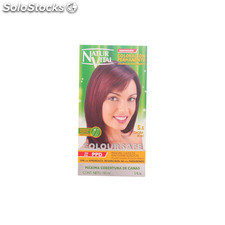Naturaleza Y Vida COLOURSAFE tinte permanente #5.5-caoba 150 ml
