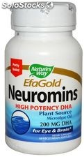 Nature 's Way 60 Kapseln DHA EfaGold® Neuromins®