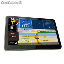"Navegador GPS 5"" Bluetooth con FM, Tactil, Mp3, videos, Mapas de Europa +"