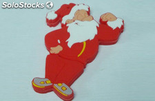 Navidad memoria usb Flash Drive USB 2.0 pendrive al por mayor 306