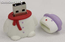 Navidad memoria usb Flash Drive USB 2.0 pendrive al por mayor 311
