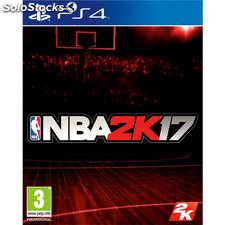 NBA2K17 (Play Station 4) Sony 5422079