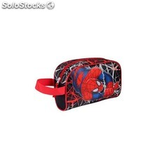 Neceser Adaptble Spiderman Marvel 22x14x8cm.