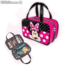 Neceser Aseo Doble Asa Minnie Mouse Ribbon