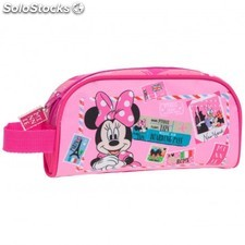 Neceser Minnie Disney 21.5x12x5.5cm.