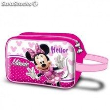 Neceser Minnie Disney 22x11x4cm.