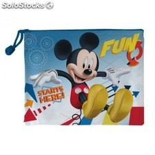 Neceser Minnie Disney Impermeable 18x23.5cm.