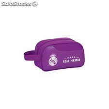 Neceser Real Madrid Adp.Carro 26x15x12cm