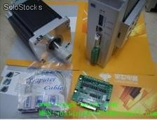 Nema 42 Stepper Motor of 4120oz-in+1 Driver 8a cnc Mill