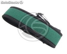 Neoprene camera strap Green 490x45mm (JC15)