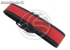 Neoprene camera strap red 490x45mm (JC14)